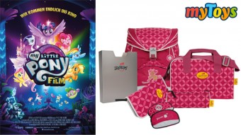 Gewinnen Sie ein MY LITTLE PONY Back-to-School Set!