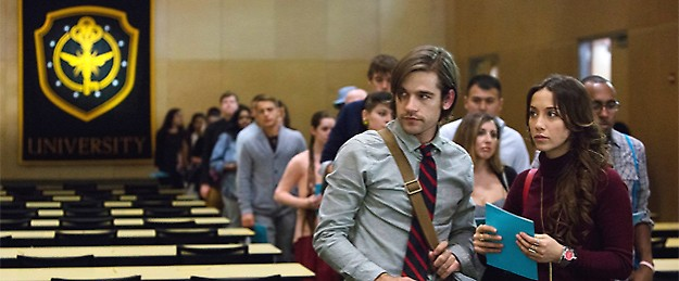 "Quentin Coldwater in ""The Magicians"" als Student am Brakebills College für Magie"